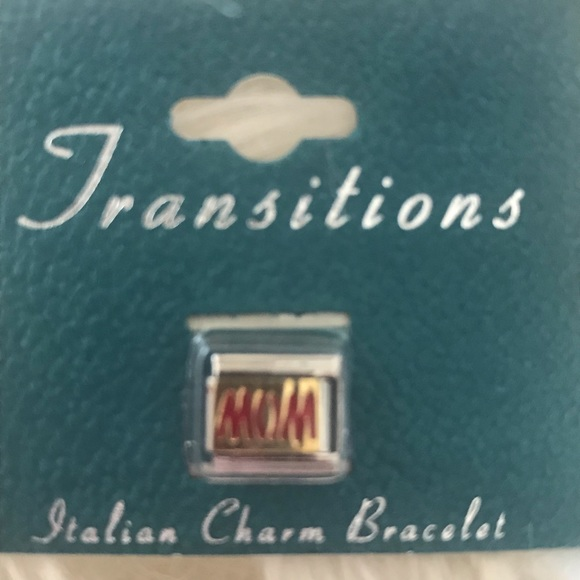 New Transitions Italian Charm Gold plated